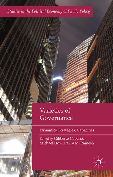 Varieties of Governance - Coverbild