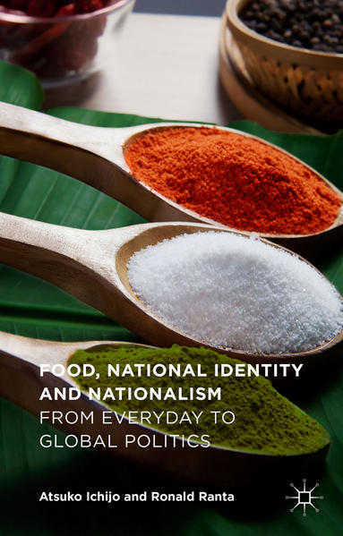 Food, National Identity and Nationalism - Coverbild