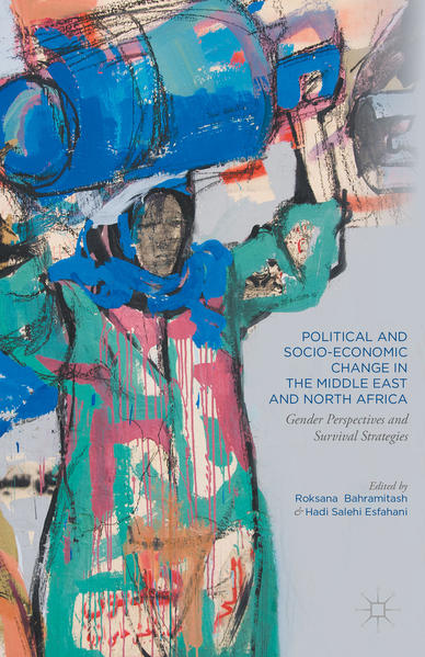 Political and Socio-Economic Change in the Middle East and North Africa - Coverbild