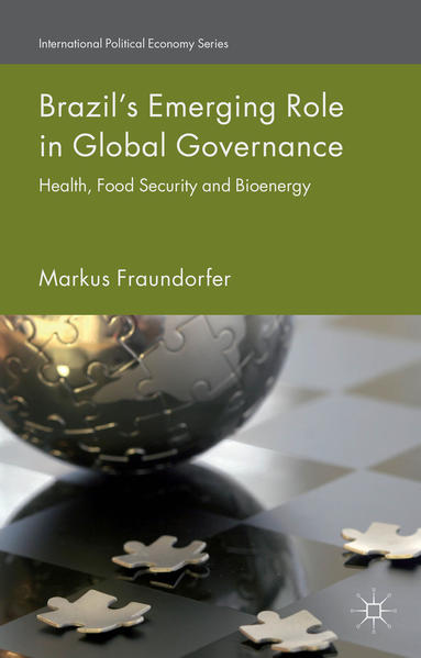Brazil's Emerging Role in Global Governance - Coverbild