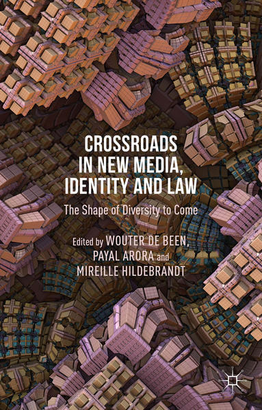 Crossroads in New Media, Identity and Law - Coverbild