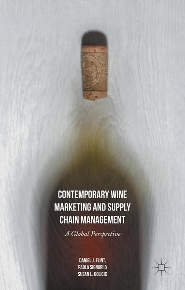 Contemporary Wine Marketing and Supply Chain Management - Coverbild