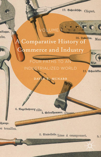 A Comparative History of Commerce and Industry, Volume I - Coverbild