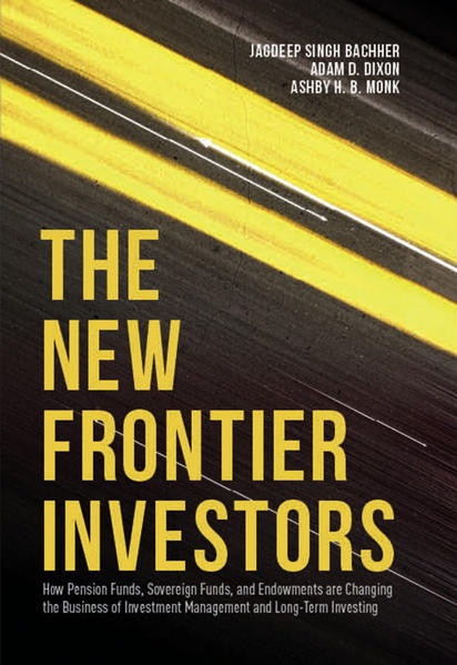 The New Frontier Investors - Coverbild