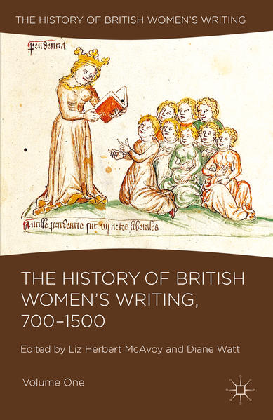 The History of British Women's Writing, 700-1500 - Coverbild