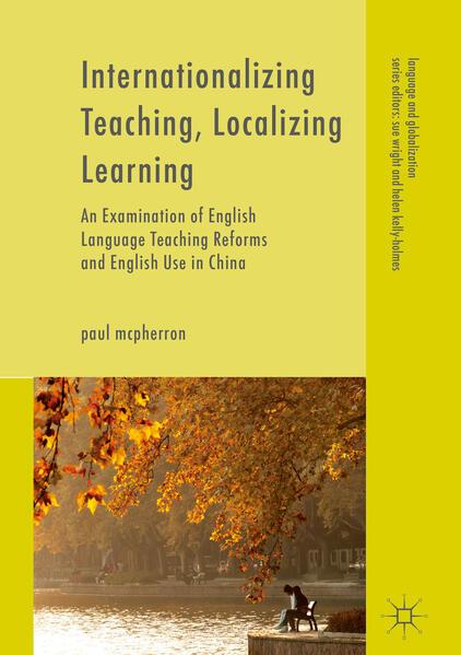 Internationalizing Teaching, Localizing Learning - Coverbild