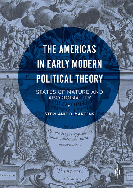 The Americas in Early Modern Political Theory - Coverbild