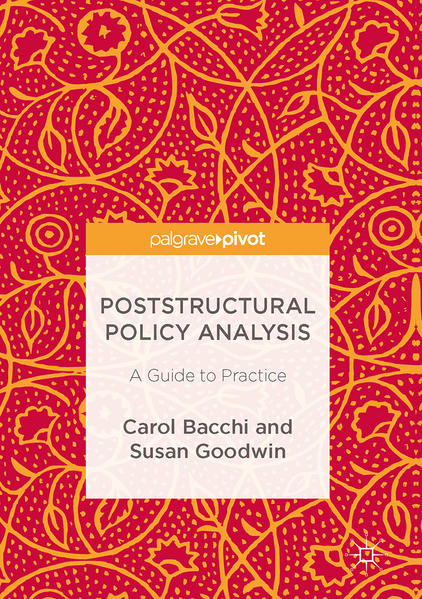Poststructural Policy Analysis - Coverbild