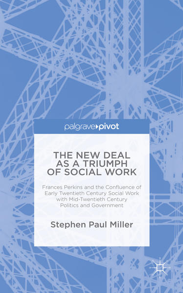 The New Deal as a Triumph of Social Work - Coverbild