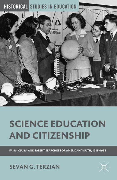 Science Education and Citizenship - Coverbild