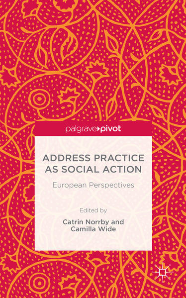 Address Practice As Social Action - Coverbild