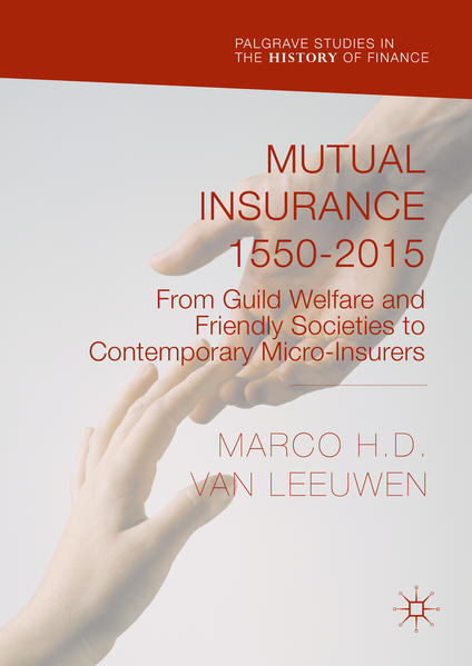Mutual Insurance 1550-2015 - Coverbild