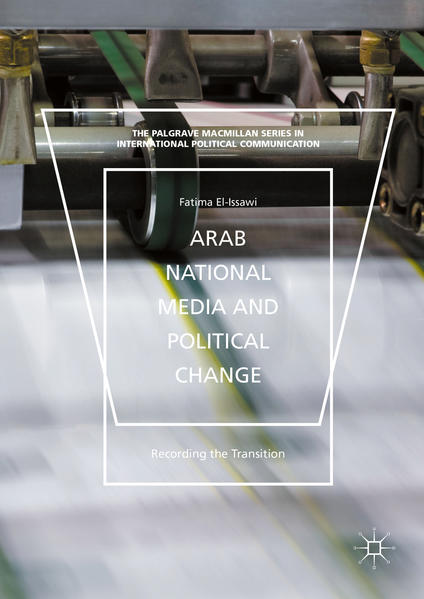 Arab National Media and Political Change - Coverbild