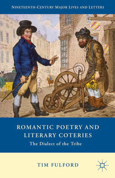 Romantic Poetry and Literary Coteries - Coverbild