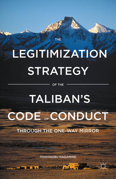 The Legitimization Strategy of the Taliban's Code of Conduct - Coverbild