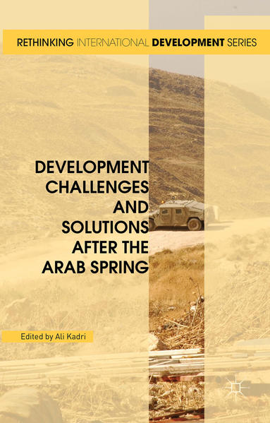 Development Challenges and Solutions After the Arab Spring - Coverbild