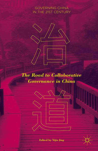 The Road to Collaborative Governance in China - Coverbild