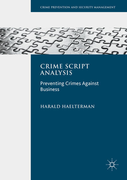 Crime Script Analysis - Coverbild