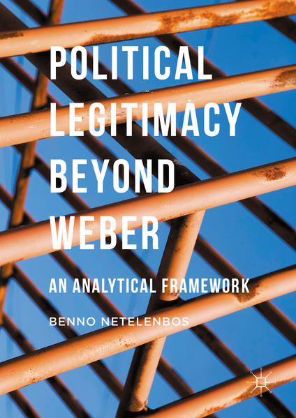 Political Legitimacy beyond Weber - Coverbild