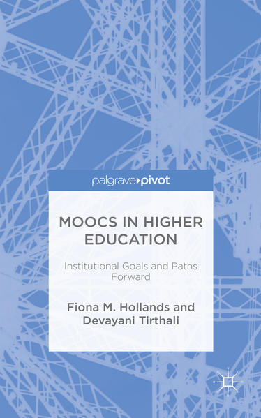MOOCs in Higher Education - Coverbild