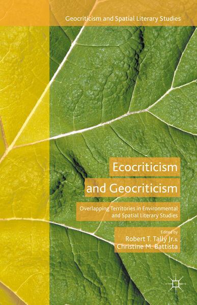 Ecocriticism and Geocriticism - Coverbild