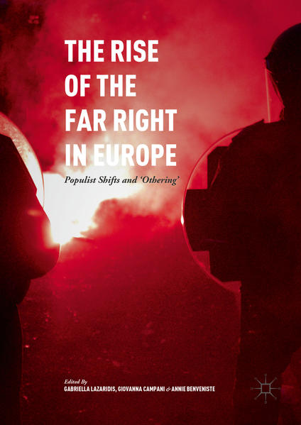 The Rise of the Far Right in Europe - Coverbild