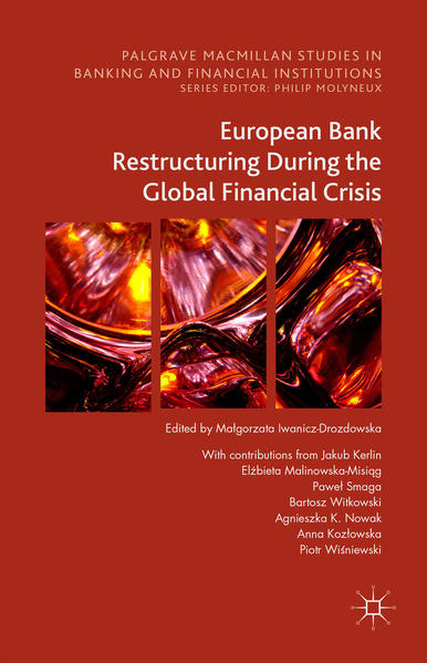 European Bank Restructuring During the Global Financial Crisis - Coverbild