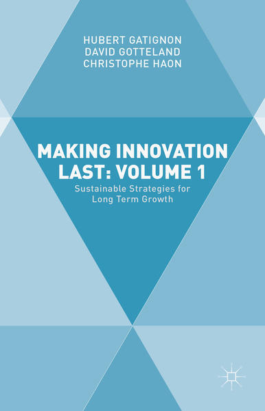 Making Innovation Last: Volume 1 - Coverbild
