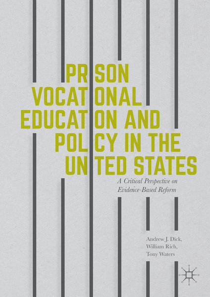 Prison Vocational Education and Policy in the United States - Coverbild