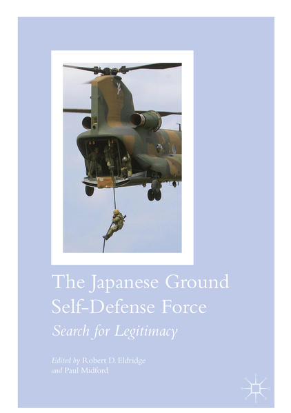 The Japanese Ground Self-Defense Force - Coverbild
