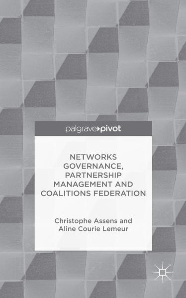 Networks Governance, Partnership Management and Coalitions Federation - Coverbild