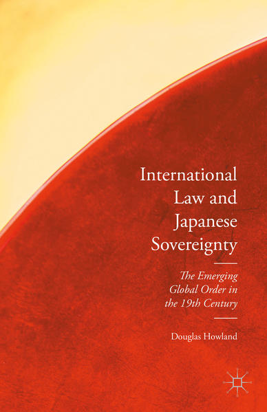 International Law and Japanese Sovereignty - Coverbild