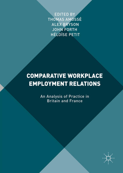 Comparative Workplace Employment Relations - Coverbild