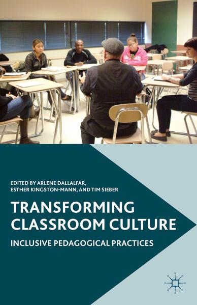 Transforming Classroom Culture - Coverbild