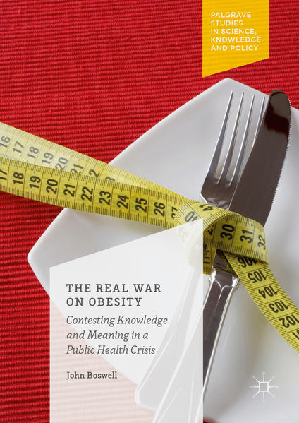 The Real War on Obesity - Coverbild