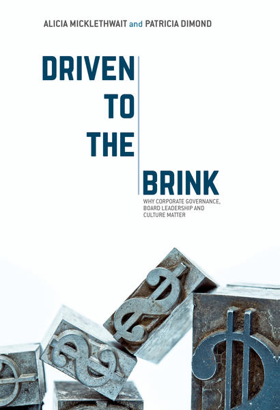 Driven to the Brink - Coverbild