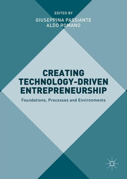 Creating Technology-Driven Entrepreneurship - Coverbild