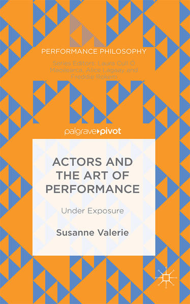 Actors and the Art of Performance - Coverbild