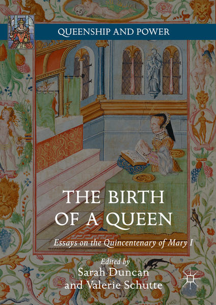 The Birth of a Queen - Coverbild
