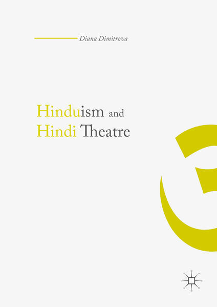 Hinduism and Hindi Theater - Coverbild
