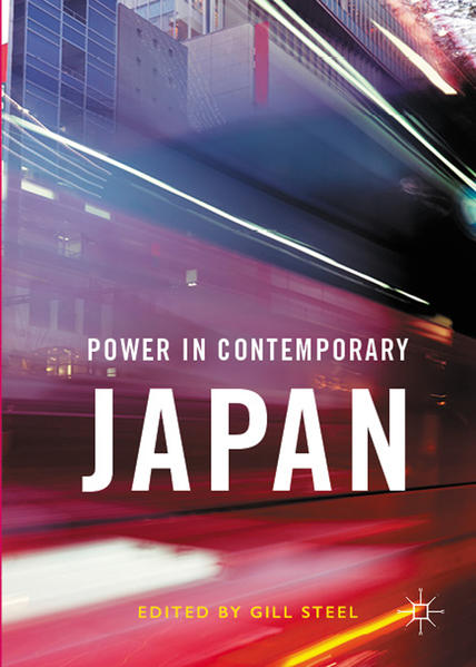 Power in Contemporary Japan - Coverbild