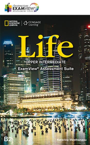 Life Upper Intermediate - Coverbild