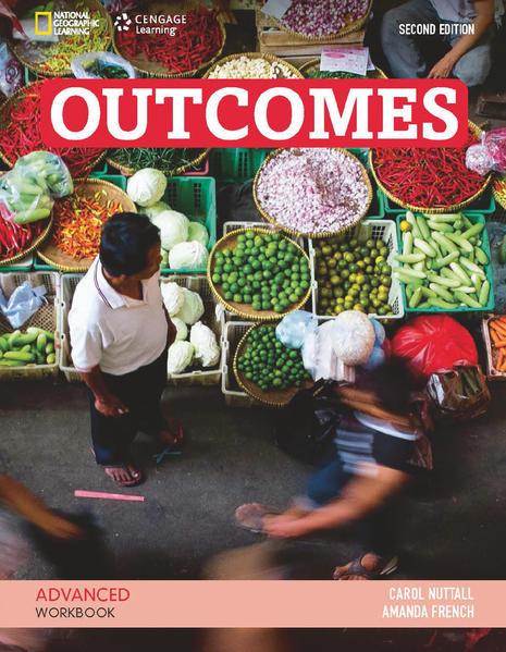 OUTCOMES Advanced Workbook 2nd Edition - Coverbild
