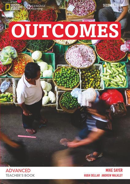 OUTCOMES Advanced Teacher's Book 2nd Edition - Coverbild