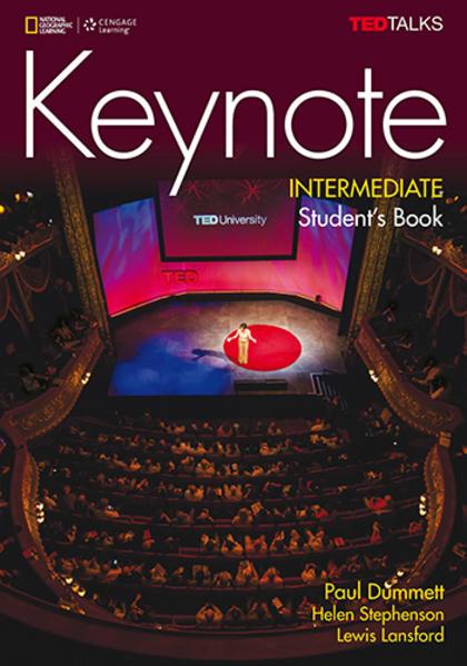 Keynote Intermediate Student's Book - Coverbild