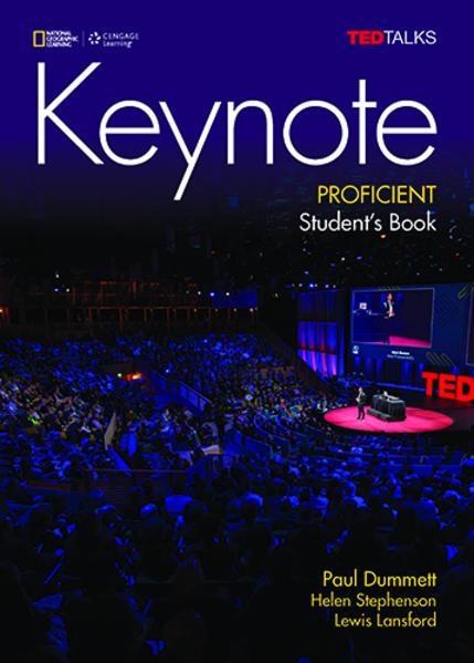 Keynote Proficient Student's Book - Coverbild