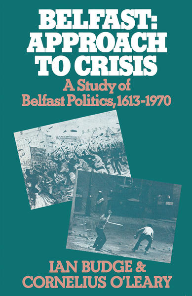 Belfast: Approach to Crisis - Coverbild