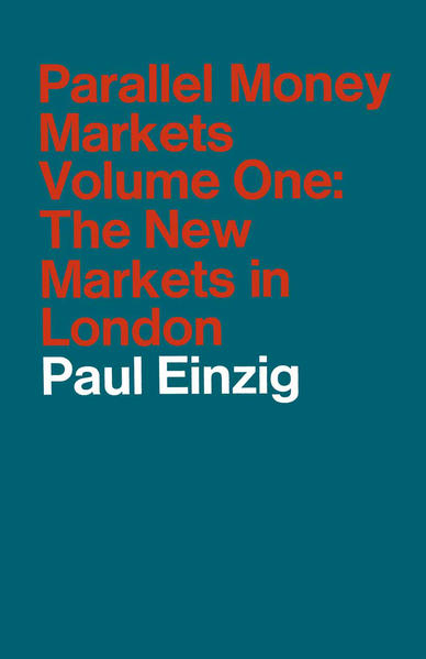 Parallel Money Markets - Coverbild