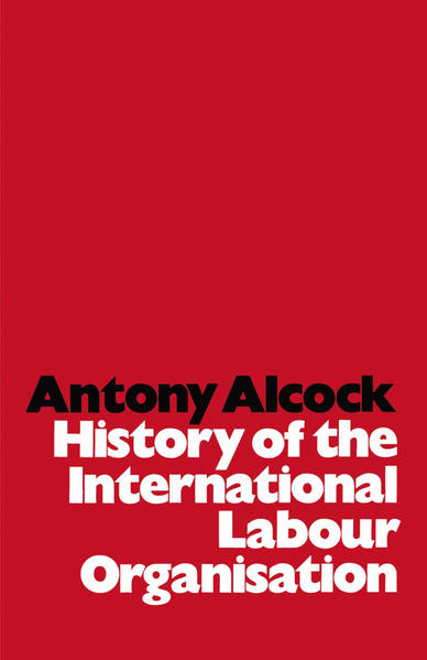 History of the International Labour Organisation - Coverbild