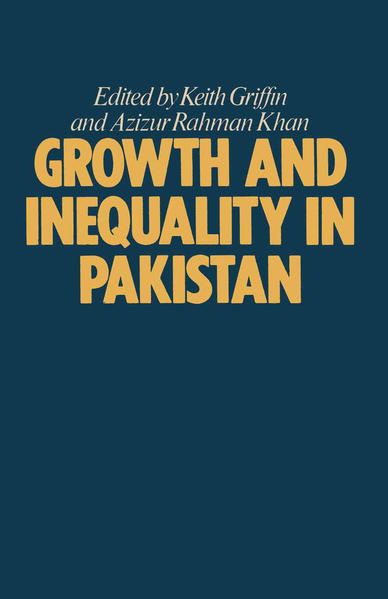 Growth and Inequality in Pakistan - Coverbild